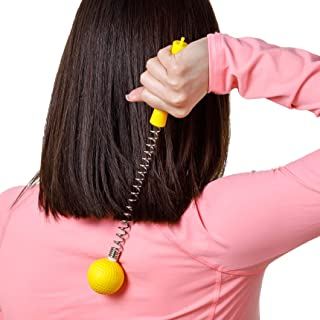 PocketMasseuse – Neck, Shoulder, and Back Massager to Boost Circulation, Energy, and Focus – On-the-go Massage for Office ...