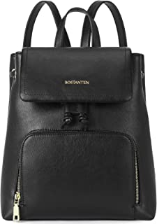 Sponsored Ad - BOSTANTEN Backpack Purse for Woman Fashion Travel Backpack Ladies Shoulder Bags