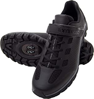 Tommaso Roma Men's Urban Commuter, Spinning, Multi-Use Cycling Shoes