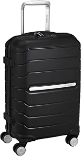 Samsonite 74643 Octolite Spinner Hard Side Luggage, Black, 55 Centimeters