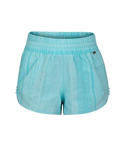Hurley Sunset Beach Shorts (Light Aqua) Women