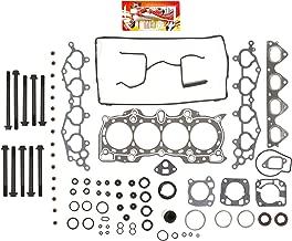 Fits 90-01 Acura Integra LS RS GS 1.8 B18A B18B Graphite Head Gasket Set Head Bolts