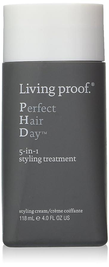 前投薬ハーフウェーハリビングプルーフ Perfect Hair Day (PHD) 5-in-1 Styling Treatment 118ml [海外直送品]