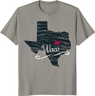 Waco Texas Tshirt | TX Gift - Men's Women's Kid's Tee