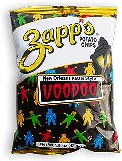 Zapp's Potato Chips - 1.5oz Bag Voodoo (60 pack)