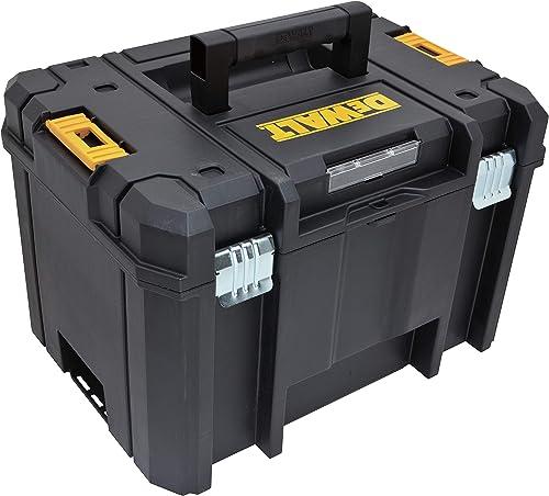 DEWALT TSTAK Tool Box, Deep (DWST17806)