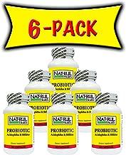 NAT-RUL Probiotic - 60 Capsules (6 Pack)