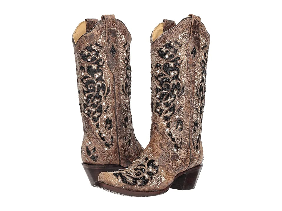 Corral Boots A3569 (Brown) Cowboy Boots