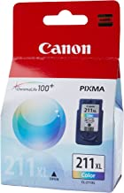 Canon CL-211XL Color Ink Cartridge Compatible to iP2702, MX340, MX350, MX320, MP250, and MP270