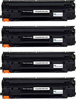 4 PC CRG128 Metro Market Compatible Replacement for Canon 128 Toner Canon Imageclass D530 D550 MF4570dw MF4890dw MF4770n MF4880dw MF4580dn MF4420n