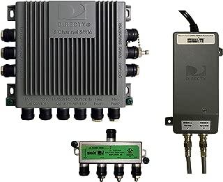 Winegard Company 940200050 White Standard SWM-840 Switch Kit for SWM-3