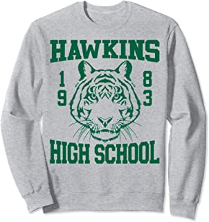Netflix Stranger Things Hawkins High School 1983 Sweatshirt