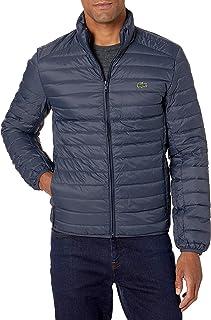 Lacoste Men's Nylon Easy Pack Down Jacket