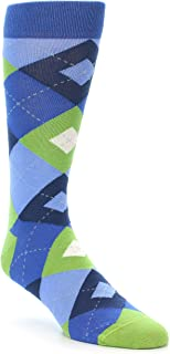 Statement Sockwear Men's Argyle Socks