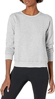 Women's V-Notch Pullover Fleece Sweatshirt