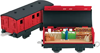 Fisher-Price Thomas & Friends TrackMaster, See Inside Mail Cars