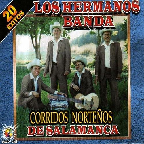 Amazon.com: Corridos Nortenos: Los Hermanos Banda De ...