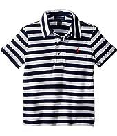 Polo Ralph Lauren Kids Featherweight Cotton Mesh Polo (Toddler)