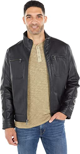 "26.5"" Zip Front Trucker Jacket"