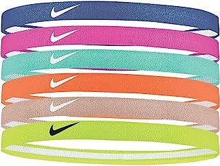 Nike Swoosh Sport Headbands 6pk, One Size