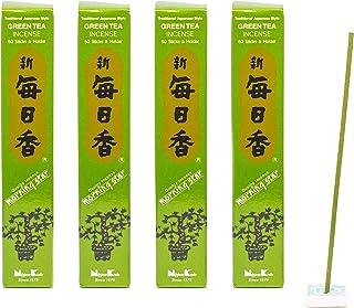aqasha Morning-Star Green Tea | 200 Sticks | 12 cm | Brennda