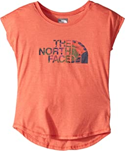 Tri-Blend Scoop Neck Tee (Little Kids/Big Kids)