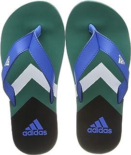 Adidas EEZAY FLIP FLOP, Men's Slippers, Blue (True Blue/Ftwr White/Active Green), 11 UK (46 EU)