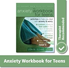 Download Book The Anxiety Workbook for Teens: Activities to Help You Deal with Anxiety and Worry PDF