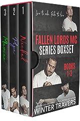 Fallen Lords MC: Books 1-3 Kindle Edition