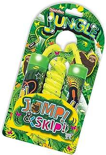 Jump & Skip - Jungle van Deluxebase. Jungle en Ringstaartmaki Springtouw voor meisjes en jongens. Springtouw voor kindere...