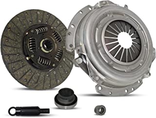 Clutch Kit Works With Ford F-Series Truck XL XLT Custom Base 1987-1994(5 Speed Trans;equipped w/Dual-mass Flywheel;)