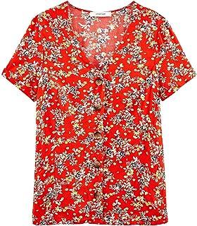 d1138a02565aa1 Amazon.fr : Promod - Chemisiers et blouses / T-shirts, tops et ...