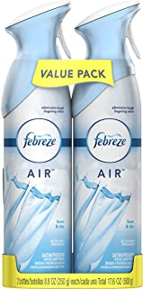 Febreze AIR Freshener Linen & Sky, 8.8 Ounce, 2 Count