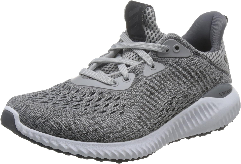 Adidas Unisex-Kinder Alphabounce Em J Fitnessschuhe