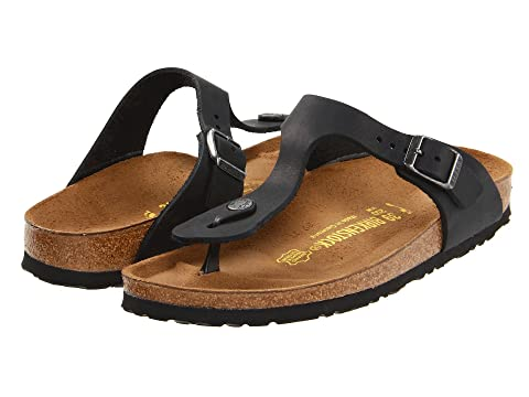 f627382cd7d4 Birkenstock Gizeh Oiled Leather at Zappos.com