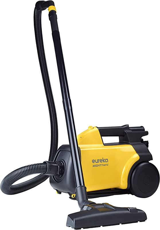 Eureka Mighty Mite 3670G Corded Canister Vacuum Cleaner Yellow Pet 3670g Yellow