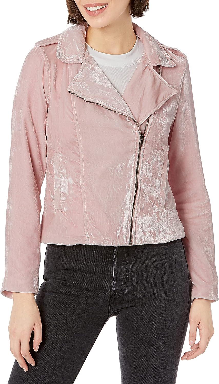 BB Dakota by Steve Madden Women's Rose トラスト 誕生日プレゼント Stay Jacket You Velvet
