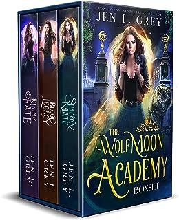 The Wolf Moon Academy Box Set
