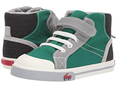 See Kai Run Kids Dane (Toddler/Little Kid) (Green/Gray) Boy