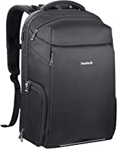Inateck 3 in 1 DSLR Camera/15.6 Inch Laptop/Travel Large Capacity Backpack, Multifunctional Rucksack with Suitcase Design,...