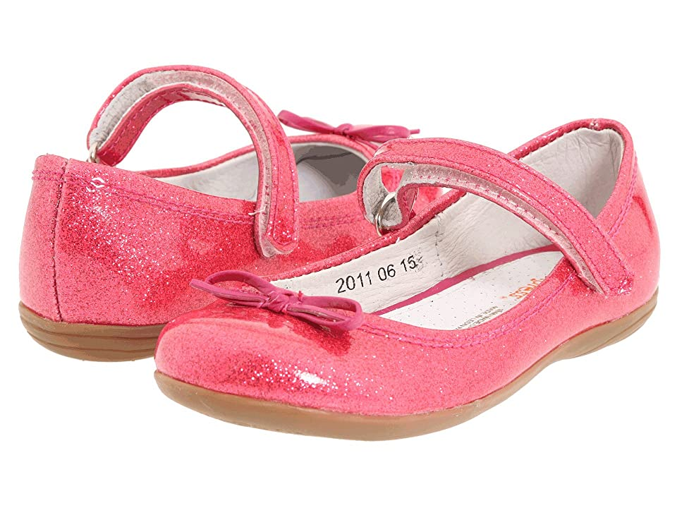 Kid Express Josie (Toddler/Little Kid/Big Kid) (Fuchsia Glitter Patent) Girl