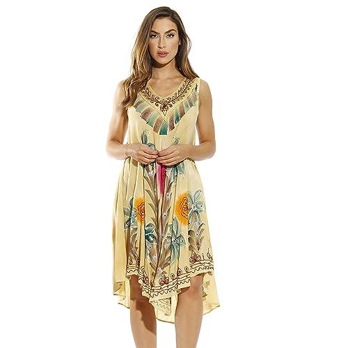 Gauze Dresses: Amazon.com