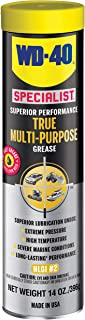 WD-40 Specialist Heavy Duty Multi-Purpose Grease, 14 OZ