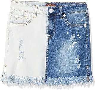 7 For All Mankind Girls' Mini Skirt