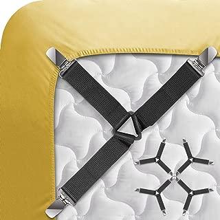 Best diy fitted sheet suspenders Reviews