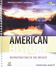 Best american history hmh social studies Reviews