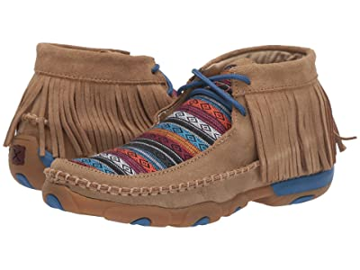 Twisted X WDM0064 (Serape Fringe) Women