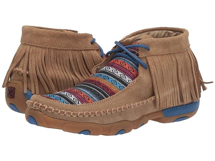 Twisted X  WDM0064 (Serape Fringe) Womens Shoes