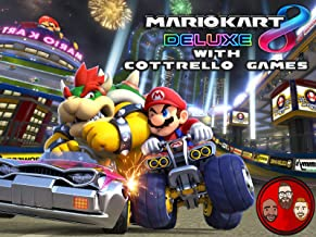 Mario Kart 8 Deluxe with Cottrello Games