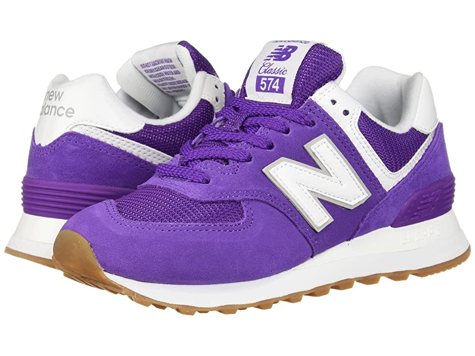 New Balance Classics WL574 (Purple Mountain) Women